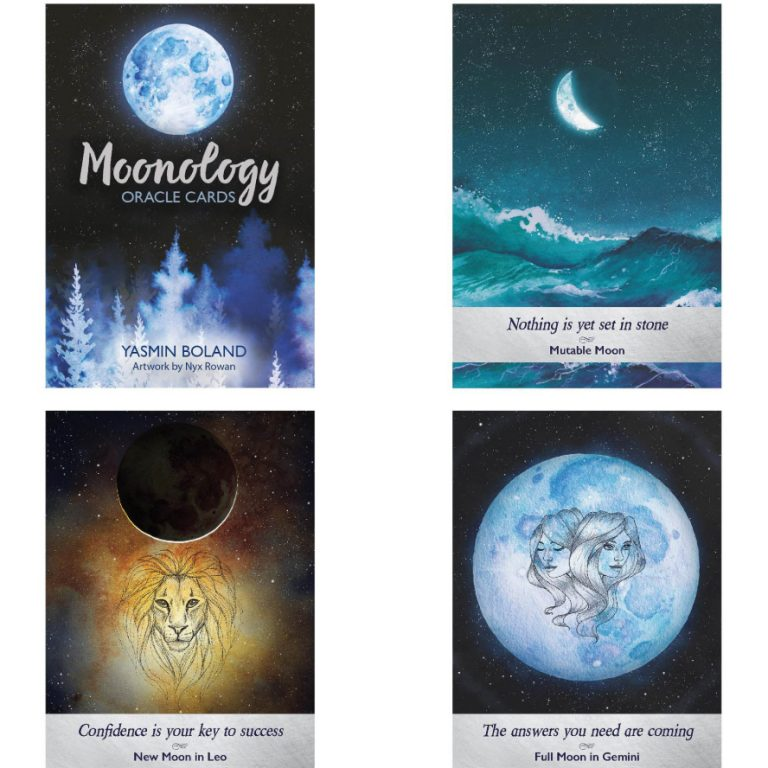 The real story behind my Moonology oracle cards… part 2