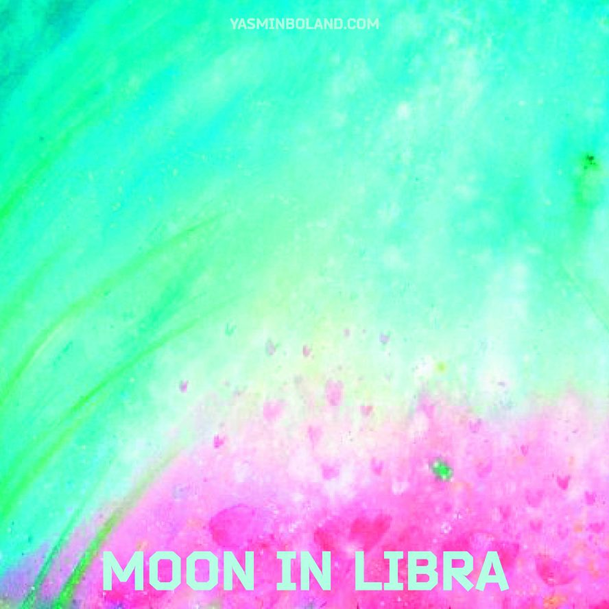 What to do with a Libra Moon?