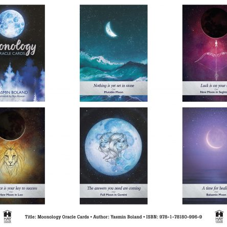The real story behind my Moonology oracle cards… part 1