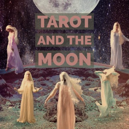 Oracle cards and the Moon – February 2019