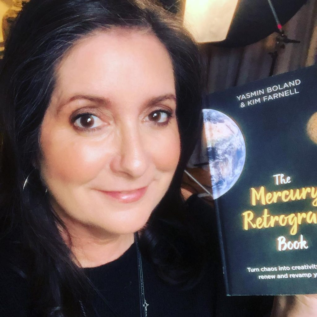 The thing about writing about Mercury retrograde…!