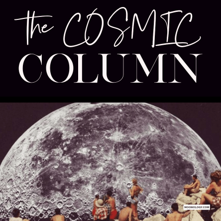 COSMIC COLUMN October 20 2019