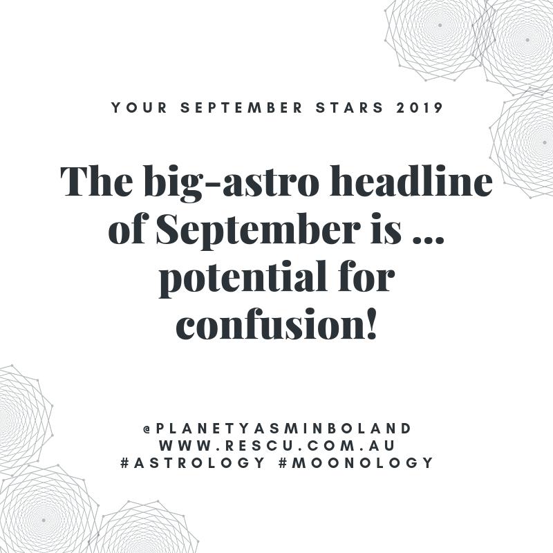 Your (free) September 2019 Stars