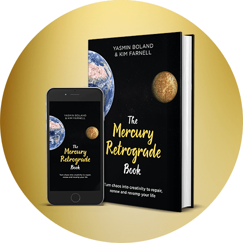 Mercury retrograde – the audio book