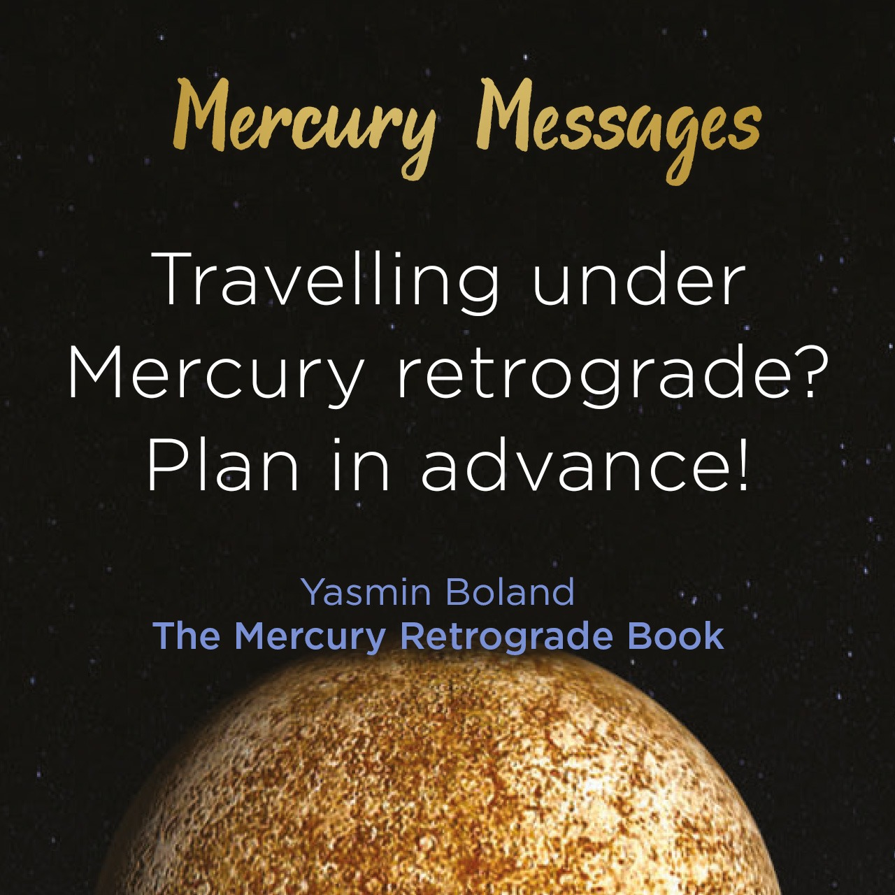 The truth about Mercury retrograde and travel…