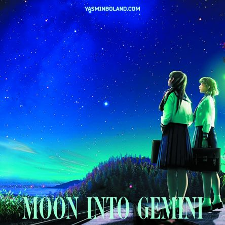Daily Moon Into Gemini