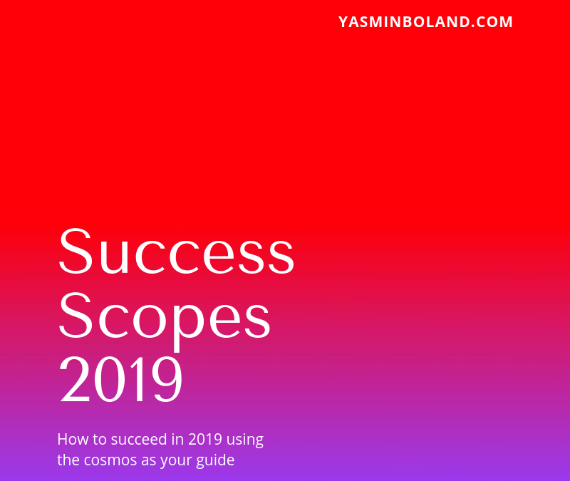 How to succeed in 2019