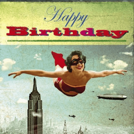 If it's your birthday this week…