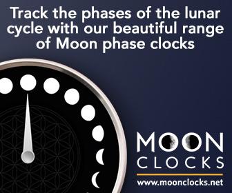 Moon-Clock