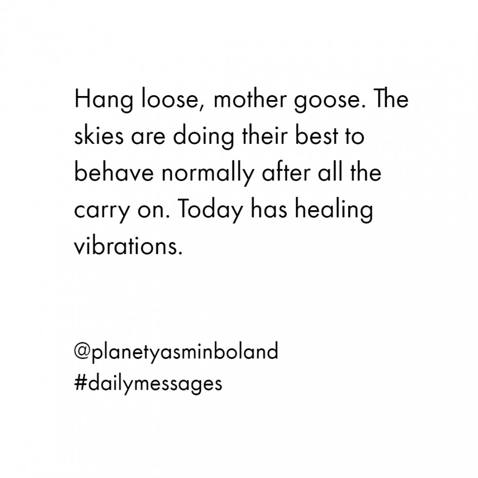 Hang Loose, Mother Goose