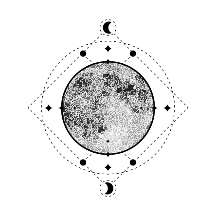 Daily Moon Power Collective (March 25 2020)