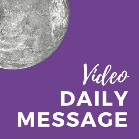 Daily Message (March 19 2020)