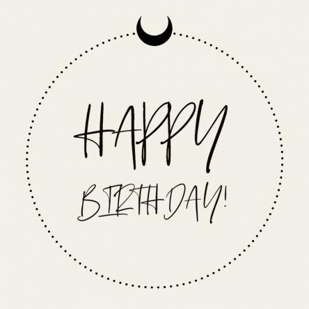 If it's your birthday…