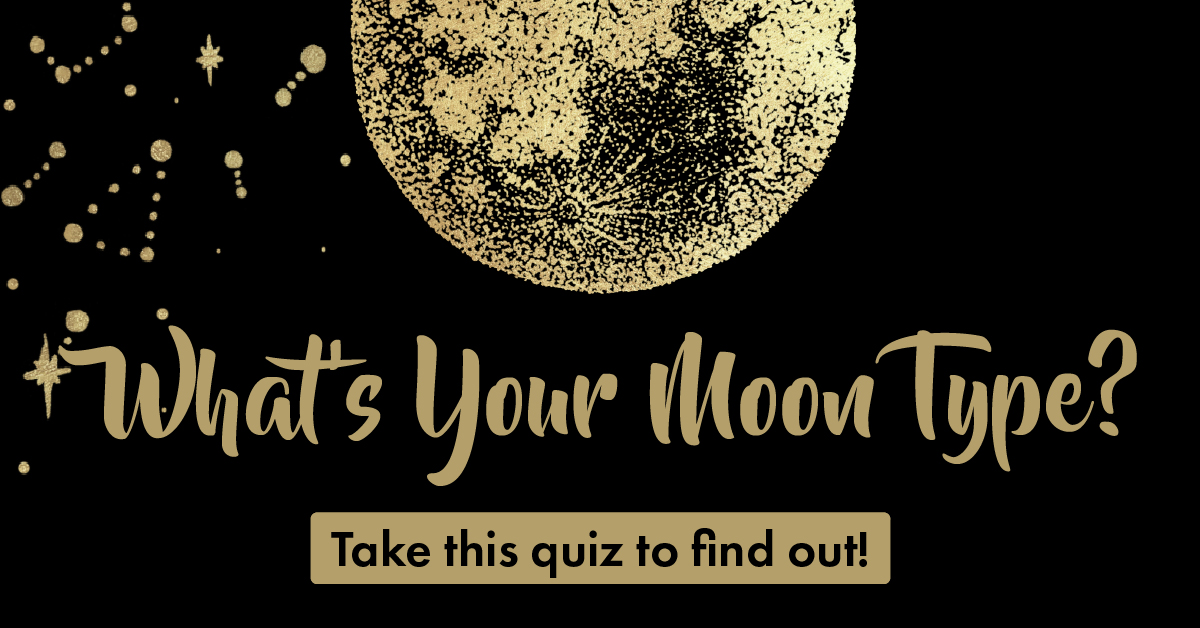Whats my moon type quiz
