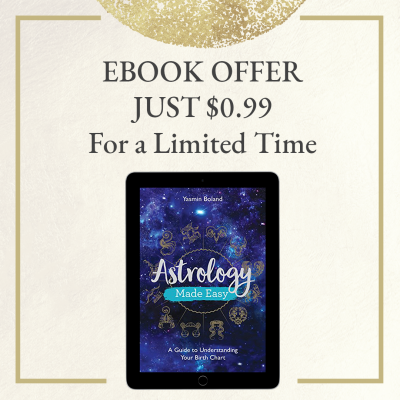 Astrology Made Easy Promo Sidebar