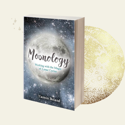 Moonology Book Cover