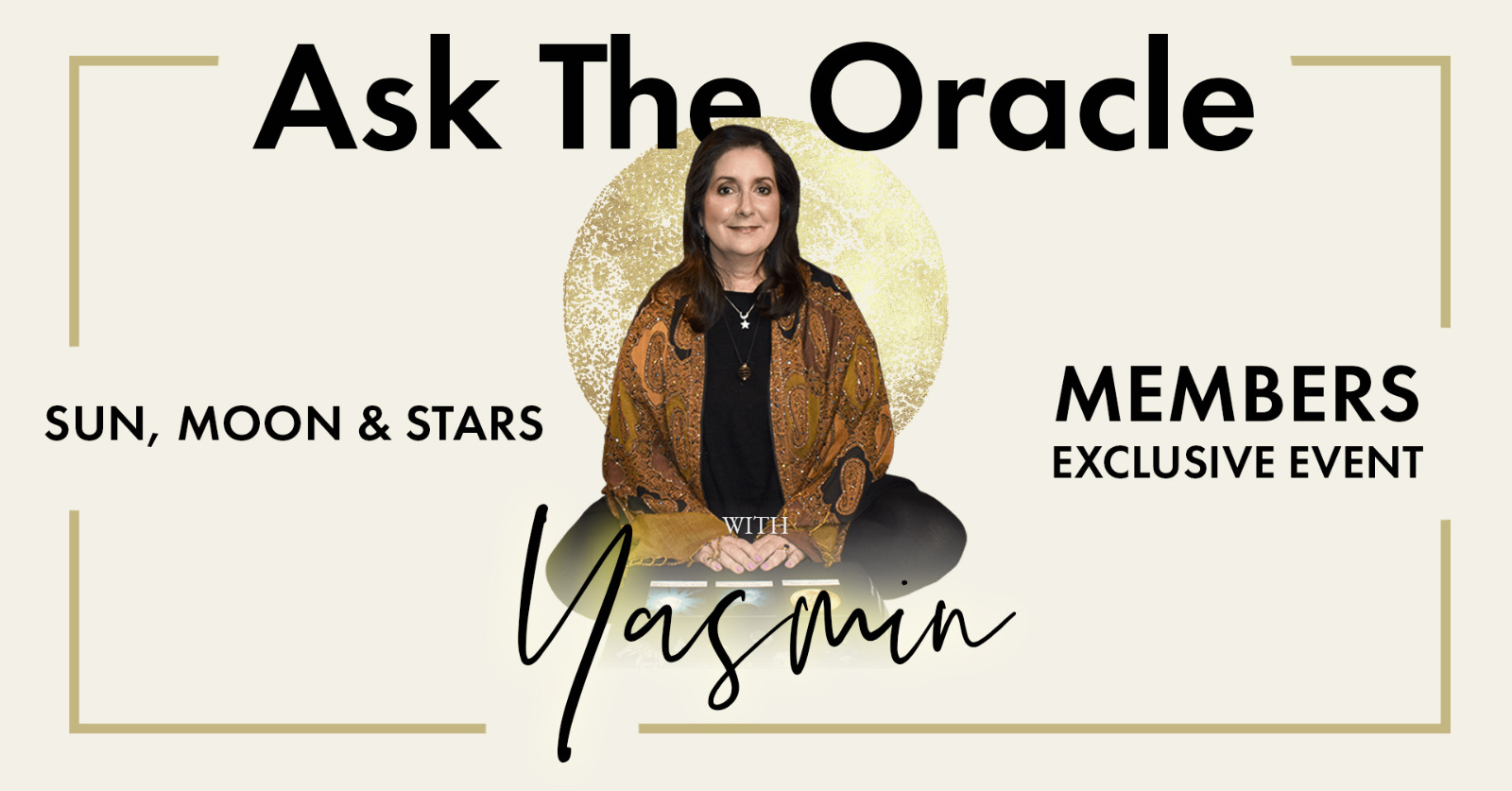 ask the oracle gen fb event cover