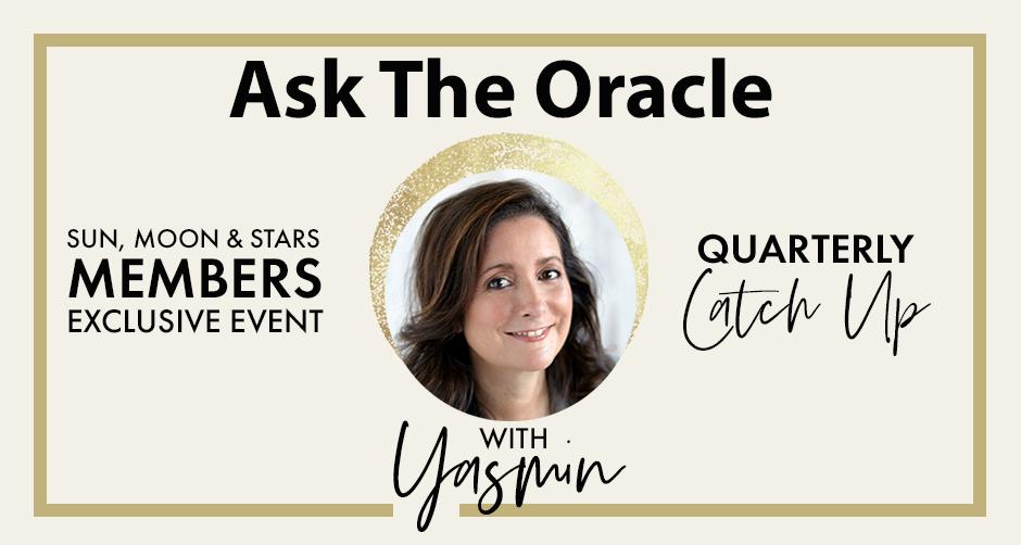 Ask the Oracle + QCU - Below Post