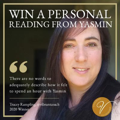 Win A Reading - Diary