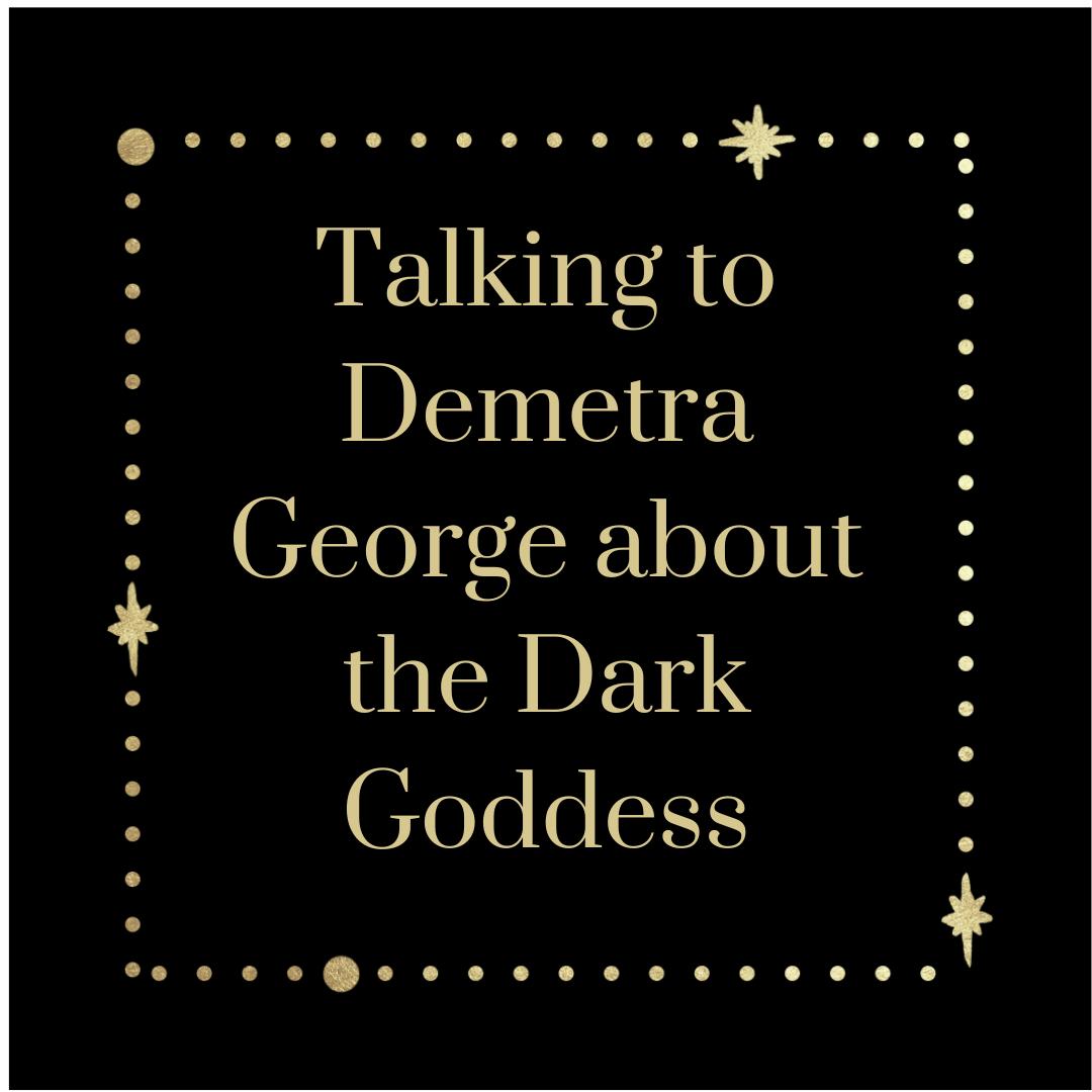 Talking to Demetra George