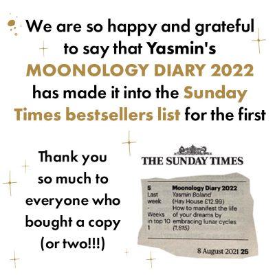 Sunday Times bestseller - Side