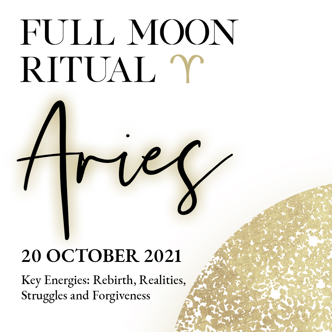 Full Moon Aries Ritual - 20Oct - Side