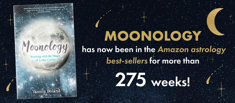 Moonology Book - 275 Weeks - Below Post