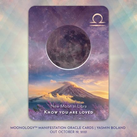 There's A Very Special LOVE New Moon Coming!