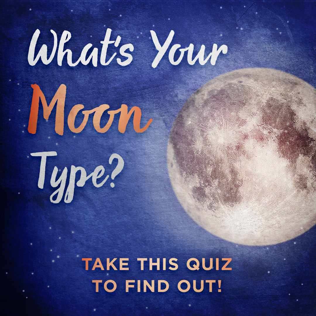 Moon Type Quiz - Side